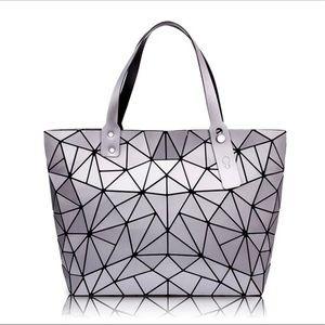 Geometric unique bag.